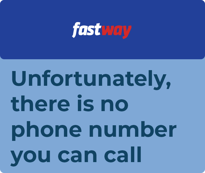 fastway couriers contact number